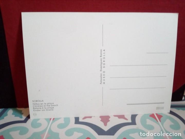 Postales: 20 POSTALES SOROLLA - CUADROS - ÓLEOS - (SIN CIRCULAR) REF: 81/101 - Foto 28 - 162096846