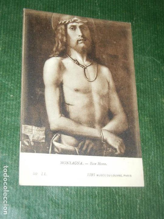 MONTAGNA. ECCE HOMO - LEVY FILS 40 LL MUSEE DU LOUVRE 1393 (Postales - Postales Temáticas - Arte)