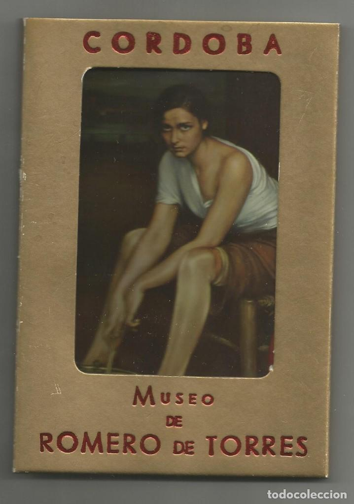 Postales: LOTE DE 10 POSTALES CON FUNDA EN ACORDEON NUEVAS- CORDOBA-ROMERO DE TORRES- - Foto 8 - 166303250