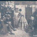 Postales: POSTAL CERCLE ARTISTIQUE ET LITTERAIRE - SALON 1911 - THEATRE DE PROVINCE. Lote 167788900