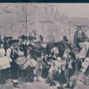 Postales: POSTAL TRIPLE JOAQUIN SOROLLA Y BASTIDA - CASTILLA - REGIONAL PAGEANT AT FESTIVAL OF SAIN ISIDORE . Lote 167795096