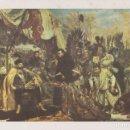 Postales: VARSOVIA, EL CASTILLO REAL, OBRA DE JAN MATEJKO, IVAN EL TERRIBLE DE RODILLAS ANTE STEPHEN BÁTHORY . Lote 169135068