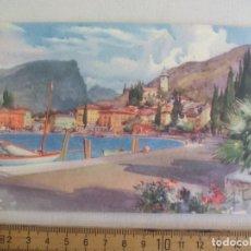 Postales: TORBOLE LAGO DI GARDA. PANORAMA. 31. EDIZIONE G. BRESCIANI. POSTAL. POSTCARD. Lote 169350468