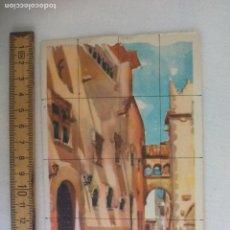 Postales: LLOVERAS, SITGES ARCHIVO DE ARTE BARCELONA. AA,. SERIE A 29 POSTAL. POSTCARD. Lote 169351972