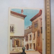 Postales: LLOVERAS, MARICEL. SITGES. S/C. ARCHIVO DE ARTE BARCELONA AA SERIE A 27 POSTAL. POSTCARD. Lote 169352320