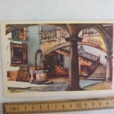Postales: LLOVERAS, PATIO OLESA PALMA DE MALLORCA. ARCHIVO DE ARTE BARCELONA AA SERIE A 21 POSTAL. POSTCARD. Lote 169352404
