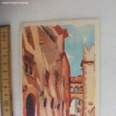 Postales: LLOVERAS, SITGES SIN CIRCULAR. ARCHIVO DE ARTE BARCELONA AA SERIE A 29 POSTAL. POSTCARD. Lote 169352708