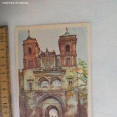 Postales: TOLEDO, PUERTA DEL CAMBRÓN. EDICIONES DE ARTE LABORDE Y LABAYEN TOLOSA S/C POSTAL. POSTCARD. Lote 169352868