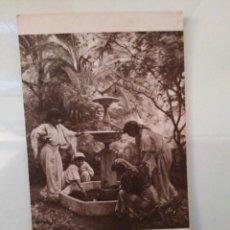 Postales: POSTAL ANTIGUA A. AUBLET. LES POISSONS ROUGES. Lote 169467952