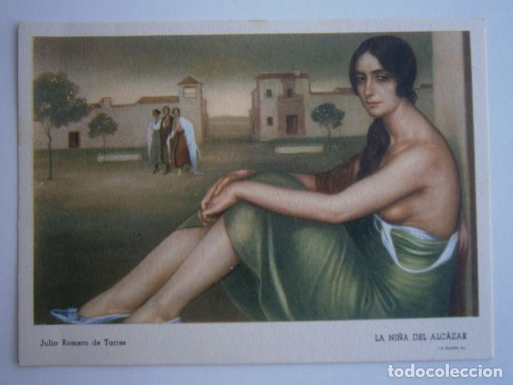 Postales: LOTE POSTALES JULIO ROMERO DE TORRES VILADOT 24 UNIDADES - Foto 20 - 170431140