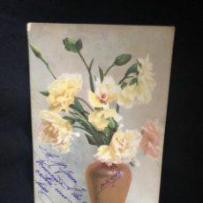 Postales: TARJETA POSTAL ORIGINAL DE LA ÉPOCA 1908. Lote 171170064