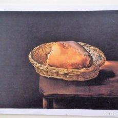 Postales: CUADRO: LA CESTA DE PAN DE SALVADOR DALÍ. NUEVA, COLOR. Lote 171659317