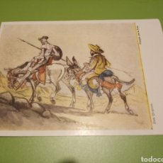 Postales: DON QUIJOTE. Lote 172027672