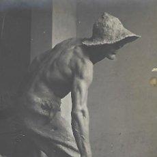 Postales: POSTAL FOTOGRÁFICA JOSEP LLIMONA. FOT. F. SERRA, BARCELONA. 14 X 9 CM. . Lote 172572718