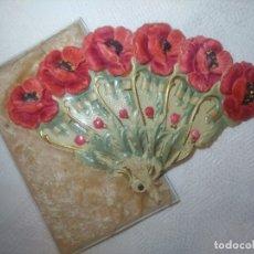 Postales: PRECIOSA POSTAL MODERNISTA CON ABANICO DESPEGABLE. Lote 173172613