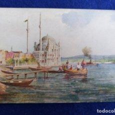 Postales: ANTIGUA POSTAL DE CONSTANTINOPLE. LA MOSQUEE. EDITIONS DE A´RT DE L´ORIENT. E. F. ROCHAT. Nº 538.. Lote 173419172