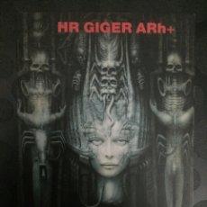 Postales: HR GIGER ARH+ POSTCARTBOOK TASCHEN. Lote 173993925
