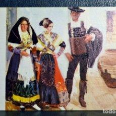 Postales: JOAQUIN SOROLLA BASTIDA - TIPOS DE LA ALBERCA - Nº 21. Lote 174512889