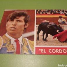 Postales: EL CORDOBÉS. Lote 175362913