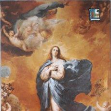 Postales: POSTAL N°39 LA PURÍSIMA DE RIBERA. Lote 175956878