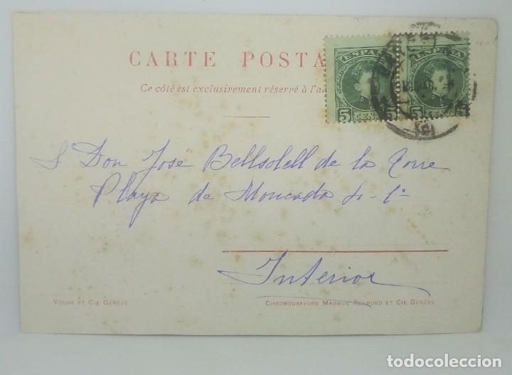 Postales: 1908 J.I. Redmond (ver sello) - Foto 3 - 175975914