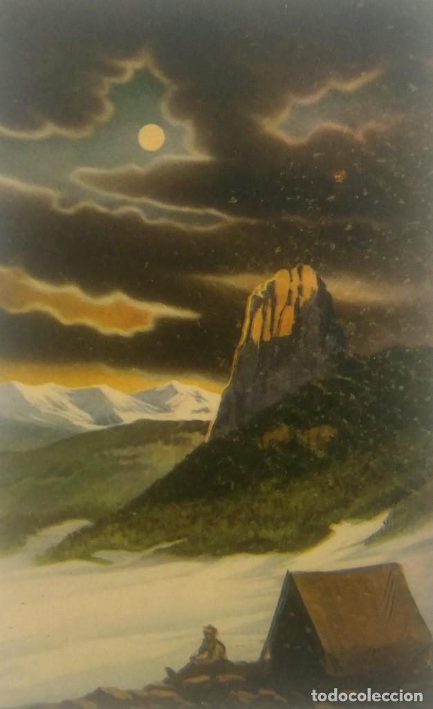 POSTAL ALEMANA Nº 5032 (Postales - Postales Temáticas - Arte)