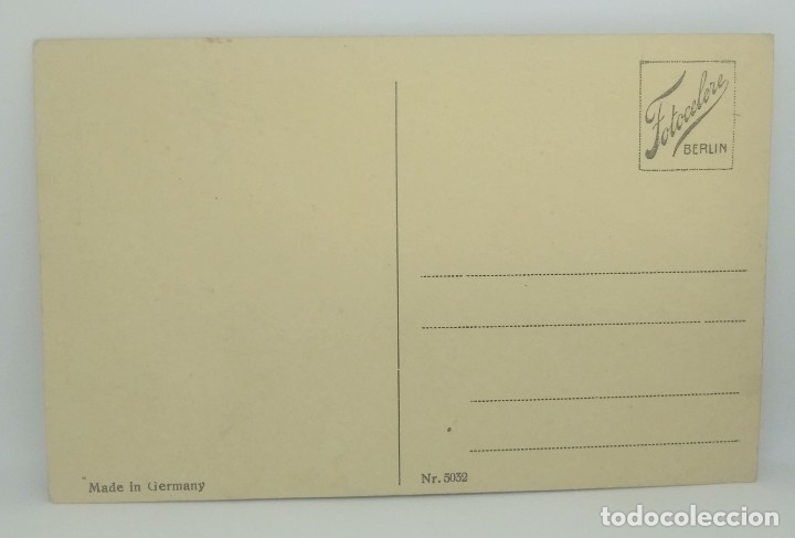 Postal alemana Nº 5032