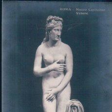 Postales: POSTAL ROMA - MUSEO CAPITOLINO - VENERE. Lote 176168599
