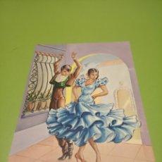 Postales: POSTAL DIBUJOS. Lote 176388112