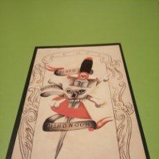 Postales: TATTOO POSTAL. Lote 176388333