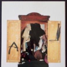 Postales: CTC - ANTONI TAPIES ARMARI 1973 - FUNDACION ANTONI TAPIES BARCELONA - SIN CIRCULAR. Lote 177002520