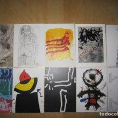 Postales: COLECCIÓN DE 10 POSTALES ARTE10. Lote 177113705