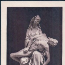 Postales: POSTAL ESCULTURA ÌETA - LEON DRIVIER - MUSEO NATIONAL DE PARIS. Lote 177654088