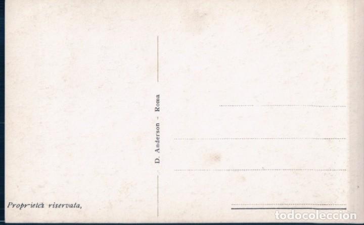 Postales: POSTAL ESCULTURA ROMA - MESEO NAZ - DISCOBOLO - D. ANDERSON - Foto 2 - 177654403