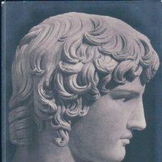 Postales: POSTAL BUSTO D ANTINOO - MUSEO DEL VATICANO - ROMA. Lote 177665860
