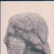 Postales: POSTAL ESCULTURA - MUSEO BARDO - FOUILLES SOUS MARINES MAHDIA NIOBIDE 1186. Lote 177696825