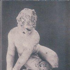 Postales: POSTAL ESCULTURA - MUSEO BARDO - FOUILLERS SOUS MARINES MAHDIA - ENFANT JETANT 1178. Lote 177697525