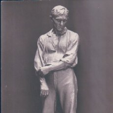 Postales: POSTAL ESCULTURA - MUSEO LUXEMBURGO - J DALOU PAYSAN - 58 ELECTROPHOT. Lote 177697634