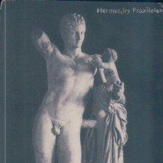 Postales: POSTAL ESCULTURA - HERMES BY PRAXITELES. Lote 177697955