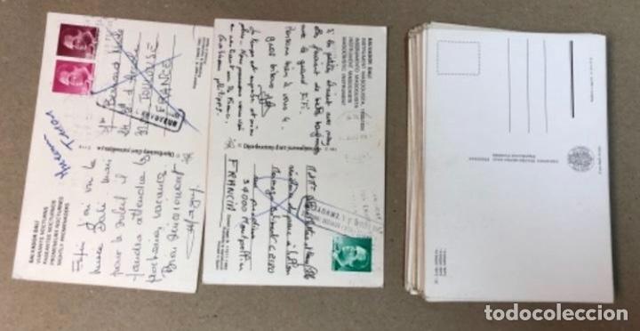 Postales: SALVADOR DALÍ - LOTE DE 32 POSTALES SIN CIRCULAR (menos 2) - 15 X 10,5 CMS. - Foto 2 - 177848049