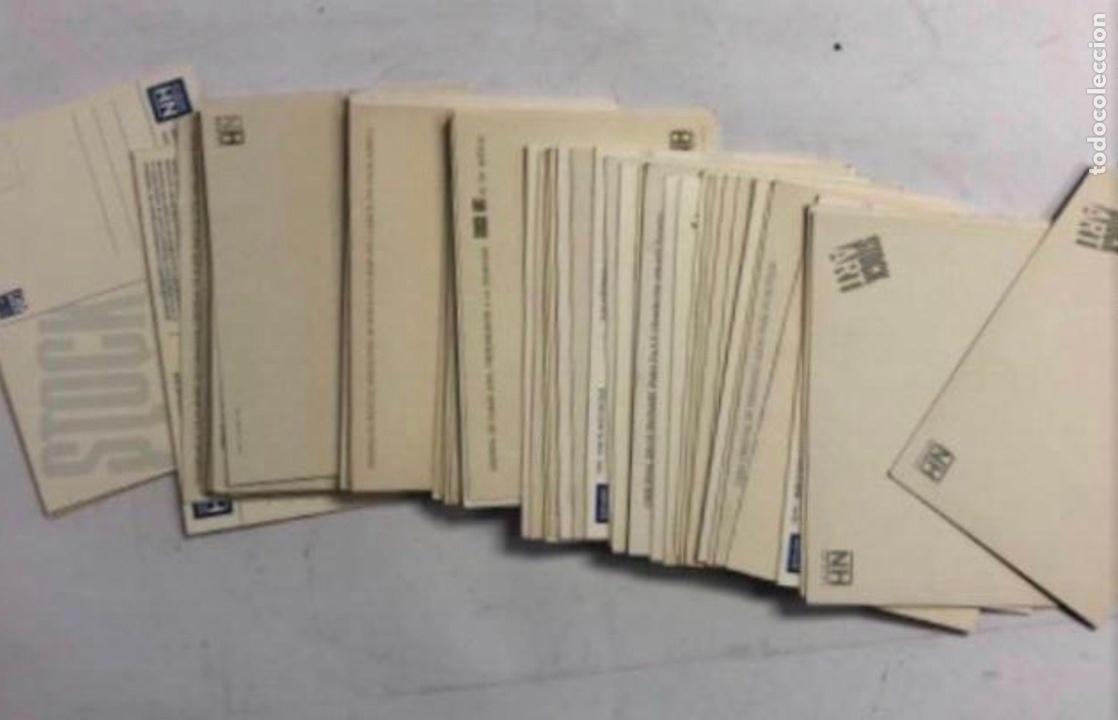 Postales: LOTE DE 61 POSTALES SIN CIRCULAR DE ARTE PARA LA COLECCIÓN NH HOTELES. AÑOS 80. NO REPETIDAS. - Foto 6 - 177848083
