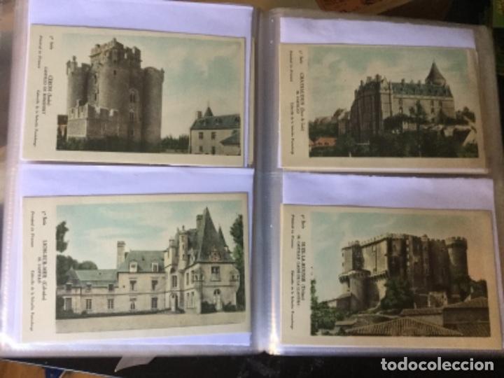 Postales: 10 series CASTILLOS DE FRANCIA - Coleccion de la Solución Pautauberge 122 postales en total - Foto 10 - 178105949