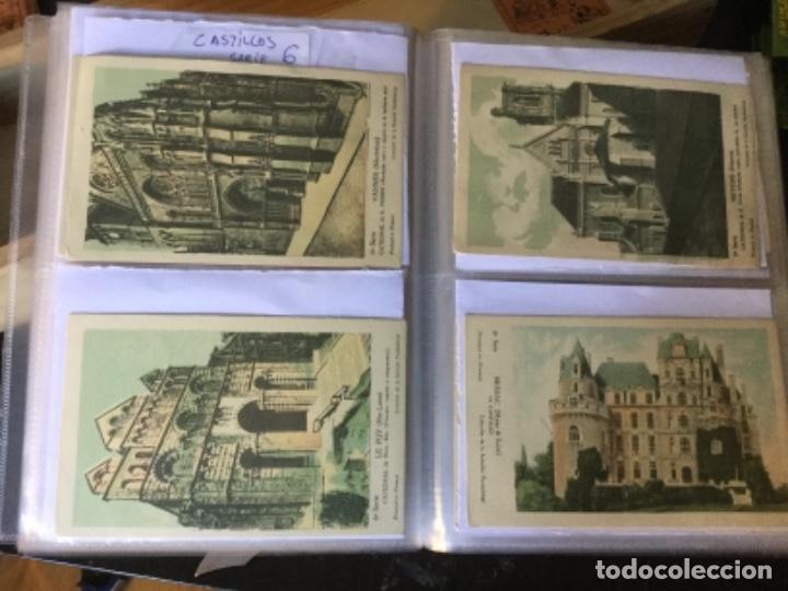 Postales: 10 series CASTILLOS DE FRANCIA - Coleccion de la Solución Pautauberge 122 postales en total - Foto 11 - 178105949