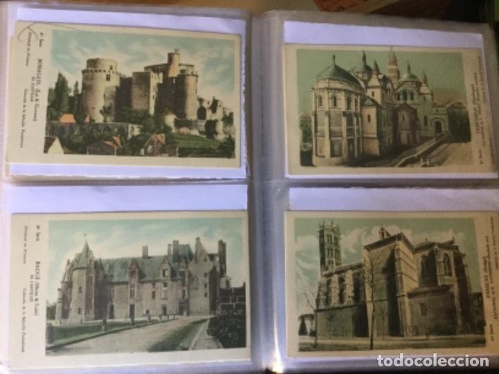 Postales: 10 series CASTILLOS DE FRANCIA - Coleccion de la Solución Pautauberge 122 postales en total - Foto 12 - 178105949