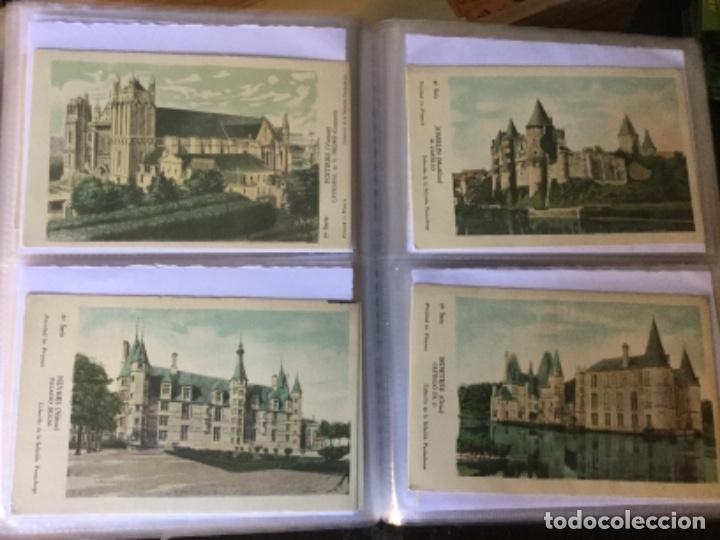 Postales: 10 series CASTILLOS DE FRANCIA - Coleccion de la Solución Pautauberge 122 postales en total - Foto 13 - 178105949