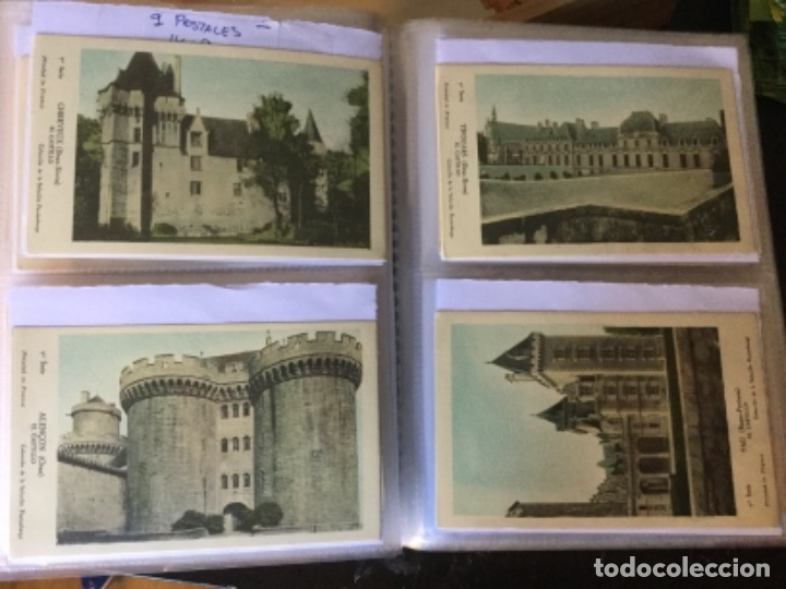 Postales: 10 series CASTILLOS DE FRANCIA - Coleccion de la Solución Pautauberge 122 postales en total - Foto 16 - 178105949