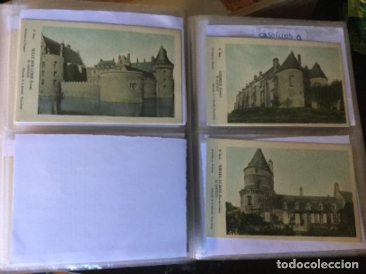 Postales: 10 series CASTILLOS DE FRANCIA - Coleccion de la Solución Pautauberge 122 postales en total - Foto 18 - 178105949