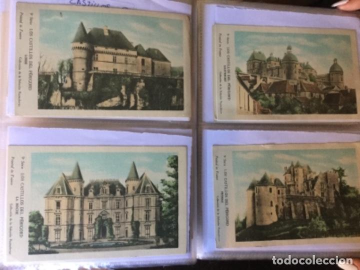 Postales: 10 series CASTILLOS DE FRANCIA - Coleccion de la Solución Pautauberge 122 postales en total - Foto 21 - 178105949