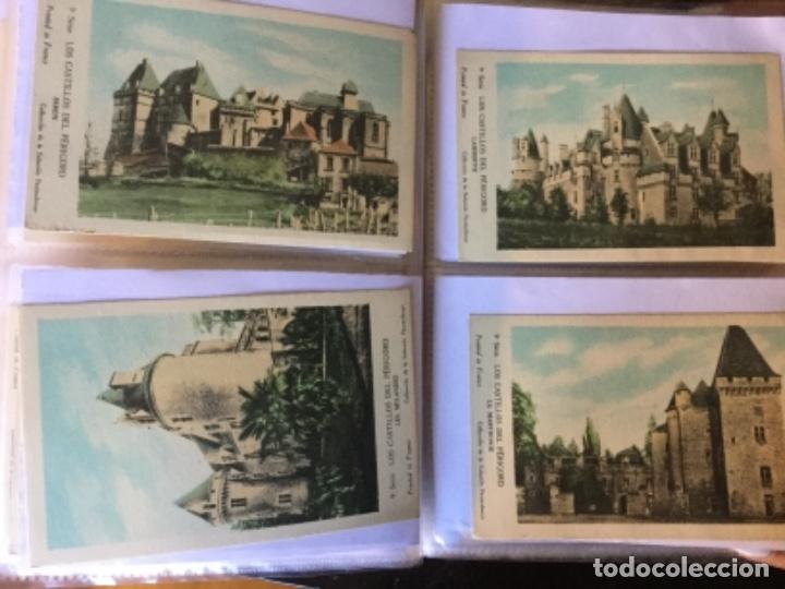 Postales: 10 series CASTILLOS DE FRANCIA - Coleccion de la Solución Pautauberge 122 postales en total - Foto 22 - 178105949