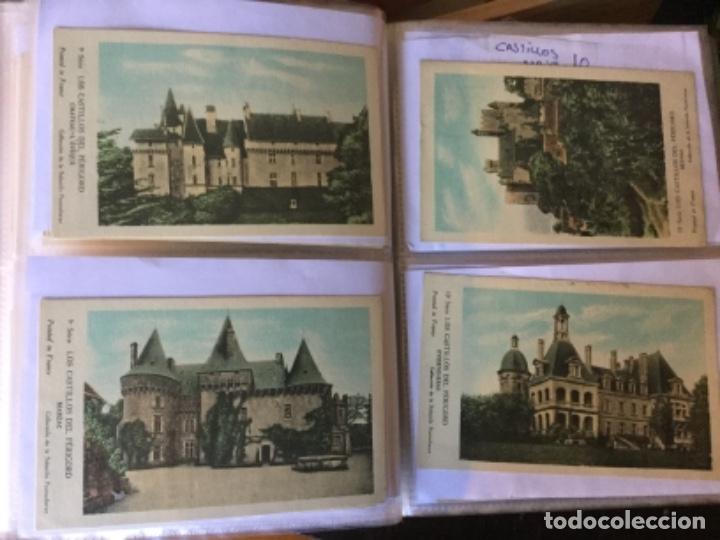 Postales: 10 series CASTILLOS DE FRANCIA - Coleccion de la Solución Pautauberge 122 postales en total - Foto 23 - 178105949